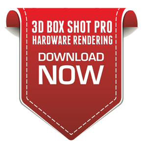 Download Hardware Rendering Version of 3D Box Shot Pro V4